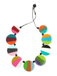 Bilbao Short Gaudi Necklace