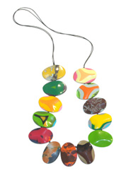 La Rambla Getty Twist Necklace