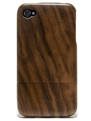 Black Walnut iPhone 4 Case