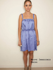 Mauve Innocence Dress