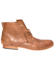 Brown Toiler Boot