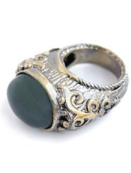 Helga Brown Ring
