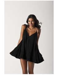 black onxy - lacey love dress