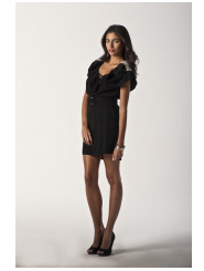 black onxy - lulu dress