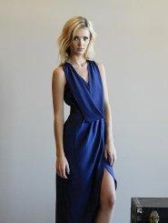 Tia Wrap Dress