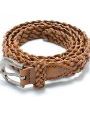 Leather Belt Tan