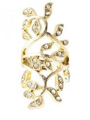 Deflower Ring