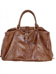 Brickwork Boston Bag