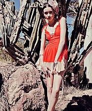 Lolita sun dress