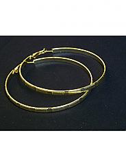 Chosen By - Gold Hoop earrings