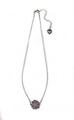 Banjara Jewellery - Wild Daisy Necklace (Sterling Silver)