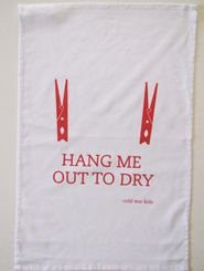 Hang Me Out To Dry