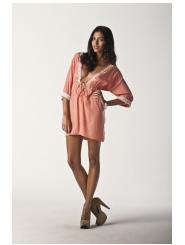 peachy peach - twilight nights dress