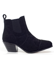 Rodeo Hand Made Suede Bootie