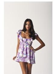 cherry blossom - sweetheart dress