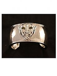 ATAT - Silver Lioness Arm Cuff