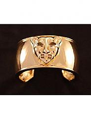ATAT - Gold Lioness Arm Cuff