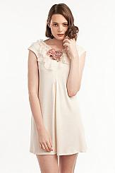 Poems Mini Dress